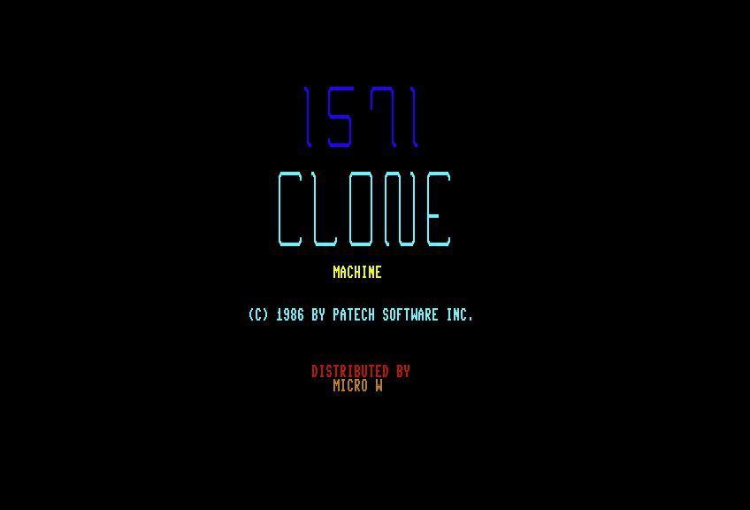 disk clone machine