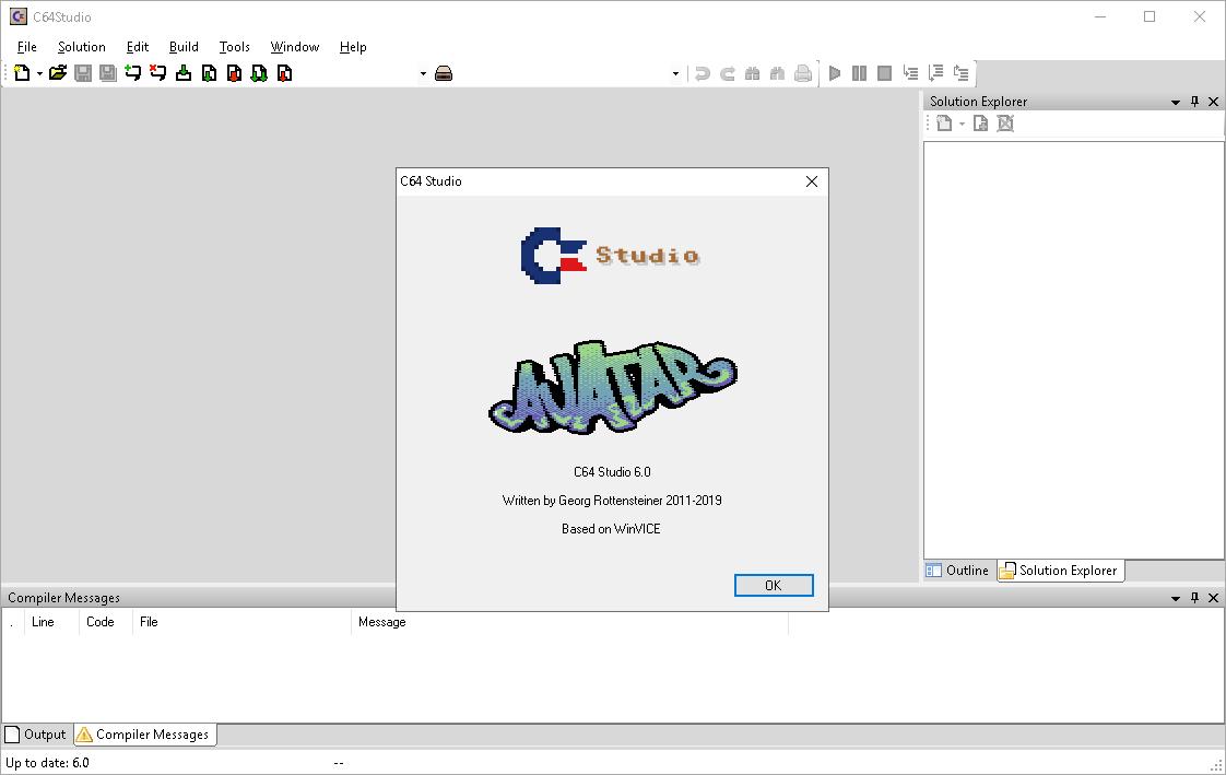 commodore software - C64Studio