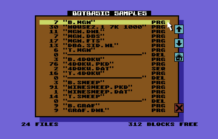 commodore software - BASIC Extensions