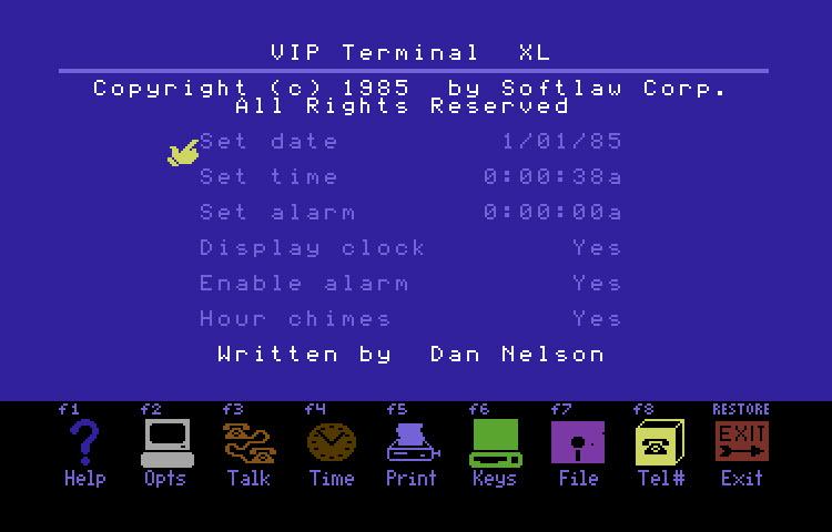VIP Terminal XL